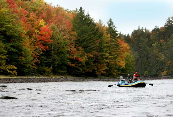 Fall Foliage Fly Fishing