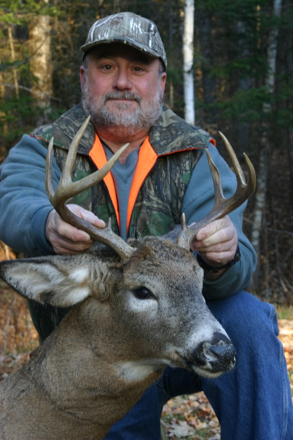 Gordan Gramolini Deer Hunter at Northern Outdoors