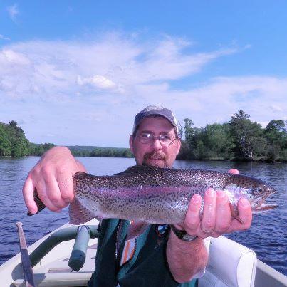 Greg Caruso Rainbow Trout 2012