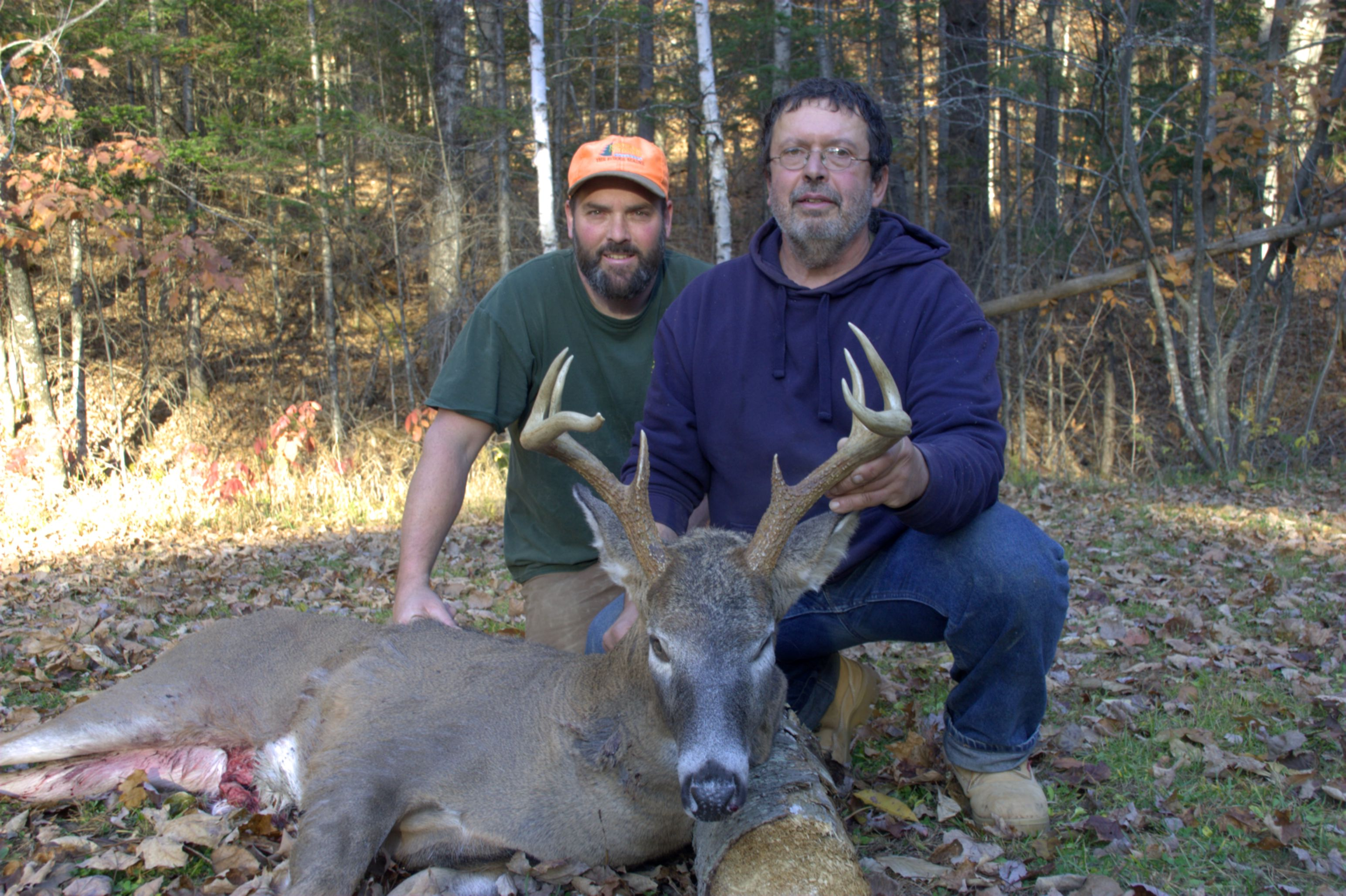 Big Buck Guided Hunt with Mike