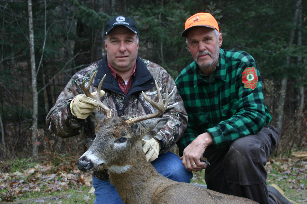 Guided Hunt with Dan Davis