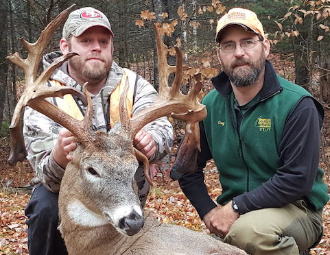 Maine Guided Deer Hunt