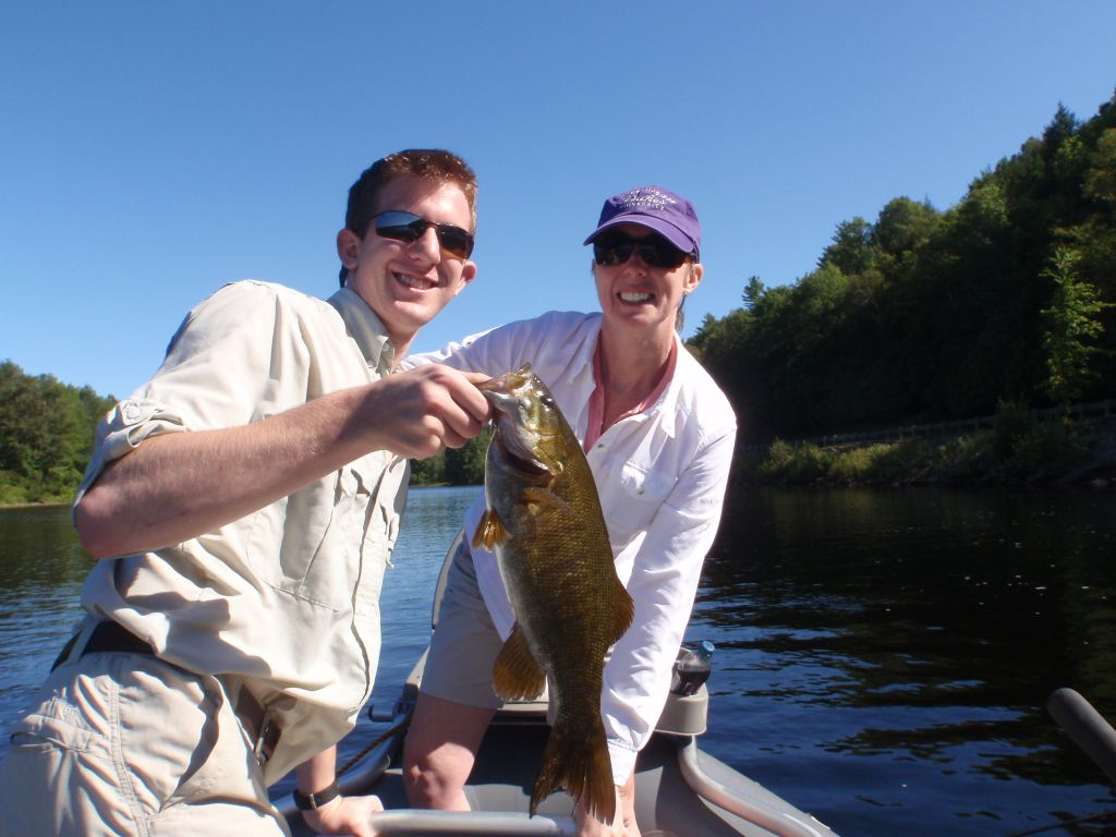 Two person Bass Fishing Trip