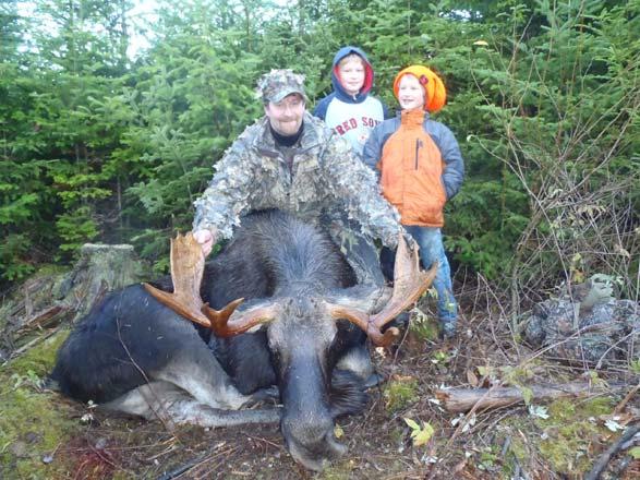 Moose Hunting Rack